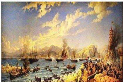 马江海战中为什么半个小时不到,福建