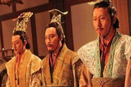 杨行密当皇帝也不容易,装瞎三年只为活命