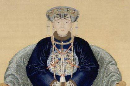 清朝孝庄文皇后的侍女苏茉儿简介