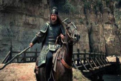 吕布骑的赤兔马,那你知道张飞骑的是什么马吗?