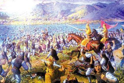 盛唐时期唐朝军队为什么会在高句丽失利?