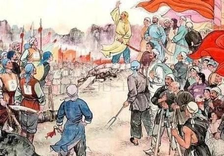 清朝连几十万的太平天国都打败了 为何还被几万人推翻呢