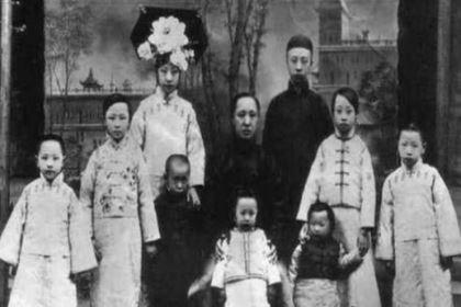 清朝末代皇帝溥仪的七个妹妹,她们最后的结局怎样?