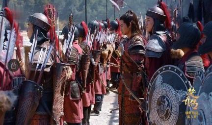 古代打仗真的像电视剧一样乱砍吗 历史上真的是那样的吗