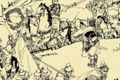 北宋名将狄青出征前是怎么立威的 斩了三十二名将校枭首示众