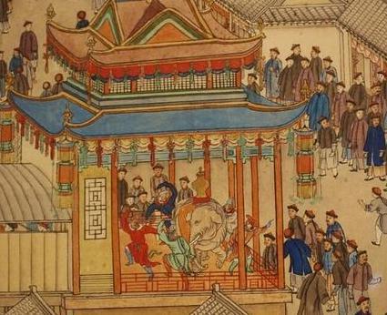 乾隆作为皇帝浪费问题的佼佼者 乾隆皇帝到底有多浪费