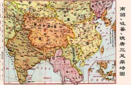 唐朝最终的灭亡是因为节度使 那么究竟有多少节度使呢