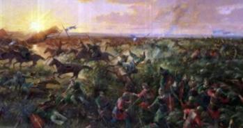北方87万大军南侵,谢安和谢玄靠8万汉军守住华夏文明!