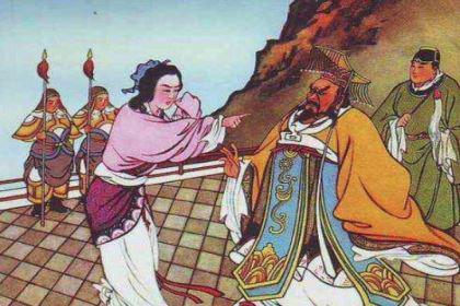 孟姜女哭长城,历史上真的有孟姜女这个人吗?