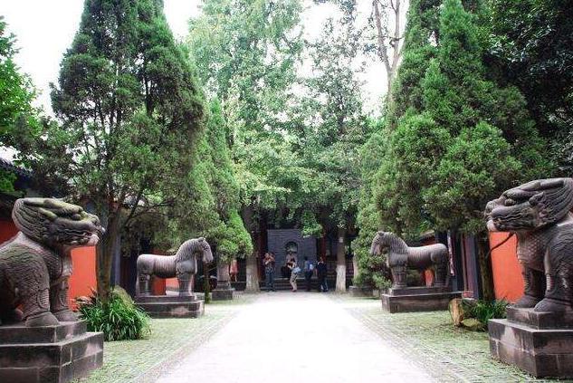 刘备墓到底在何处?唐朝时盗墓贼盗取刘备墓,却发生了神奇的一幕?