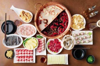 清朝皇宫的饮食文化,慈禧太后也爱吃火锅