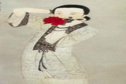 清朝著名美食家:萧美人的生平
