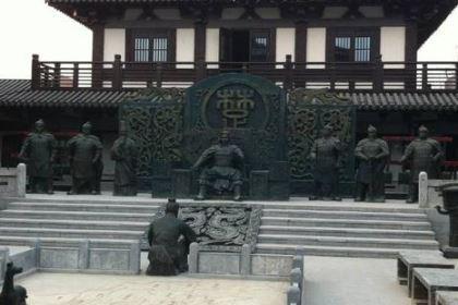 西楚:中国历史上独一无二的奇葩政体 虽然只存在五年但影响却很大