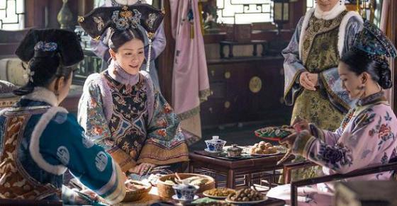 揭秘:清宫嫔妃是怎么度过一天的?她们都做什么