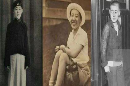 清代最后的格格,平生只求人一次,抱怨姐姐川岛芳子拖累了她一辈子?