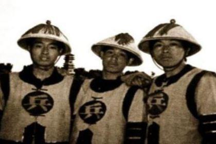 清朝的绿营是一支什么样的队伍?清代军队中的重要组成部分