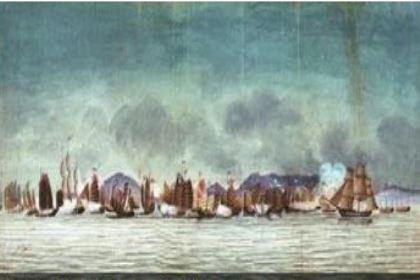 揭秘:历史上的11月3日,穿鼻海战爆发