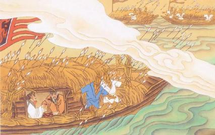 草船借箭是真的假的 历史上是什么样的