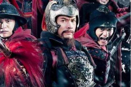 """刘光世:""""中兴四将""""之一,为何一生只打过一场仗?"""