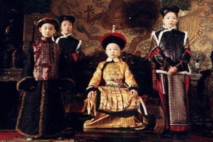 清朝为了防止外戚干权,妃子生的皇子不能自己抚养吗?