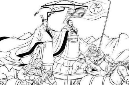 秦国、齐国同时崛起,为什么魏国只把矛头对向齐国?