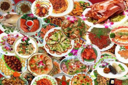 慈禧的生活到底有多奢靡 光一顿饭就100多个菜