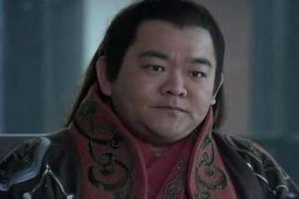诸葛亮去世后,刘禅在其墓前做了什么事?