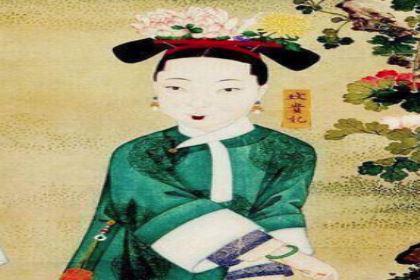 为咸丰帝生下儿子的玫贵妃,活了55岁善终
