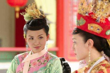 庄顺皇贵妃比皇帝小41岁,后代还出了两位大清天子