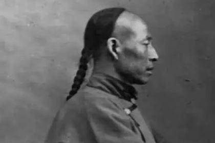 清朝规定男性都要留辫子,那秃顶和光头的人怎么办?