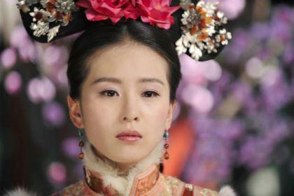 她是雍正身边的宫女,一生默默陪伴雍正没有名分