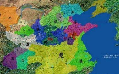 楚国疆域这么的辽阔 它到底消灭了哪几个国家呢