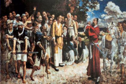 刘邦为其封王,他非但不领情自刎?死后还有五百壮士追随殉葬?