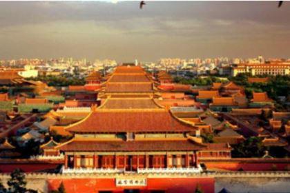 为什么清朝沿用了明朝的皇宫 而不是推到重建呢