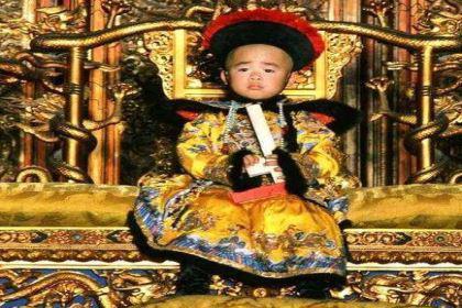 慈禧为什么会选择三岁的溥仪继位呢 其实这么做是有私心的