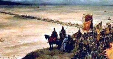 南宋最经典的一场战役!采石之战的起因和结果!