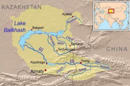 古代巴尔喀什湖究竟是什么地方 为何西北疆域总是止步于此地呢