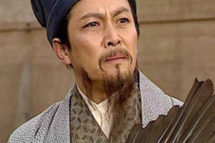 三国时期的诸葛亮,手中折扇是从何而来?