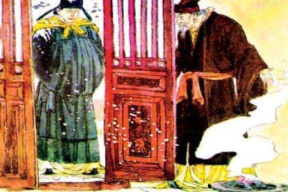 程门立雪的寓意和故事来源是什么?