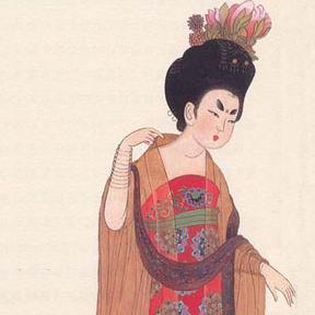 马嵬坡事变杨贵妃逃往日本,传山口百惠为后人