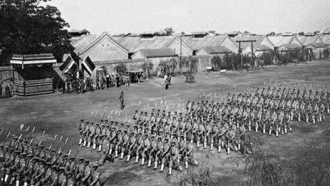 民国初年,北洋军的武器装备怎么样?