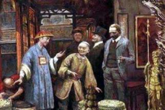 英国人赫德是个怎么样的人?为什么能掌管清朝海关45年?