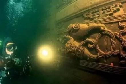均州水下古城中藏了哪些宝贝?均州水下古城的秘密!