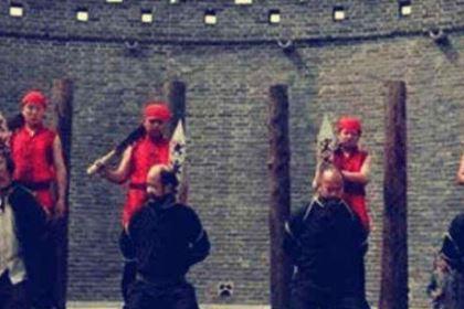 古代陪斩到底是一个什么样的刑罚 为什么有这么样一种刑罚呢