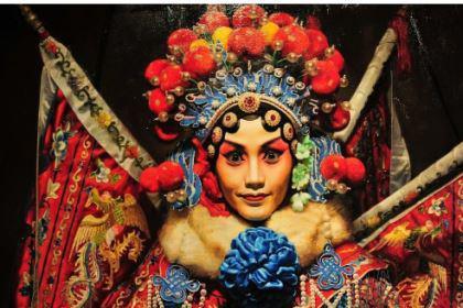巾帼英雄穆桂英却是因杨家将出名,看看真实的穆桂英?