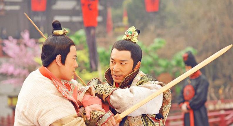 """李渊被逼退位后,想了一个""""阴招"""",多年后让李世民欲哭无泪?"""