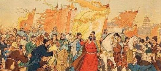 历史上的张士诚、陈友谅竟然都是比朱元璋厉害,但为什么朱元璋做了皇帝?