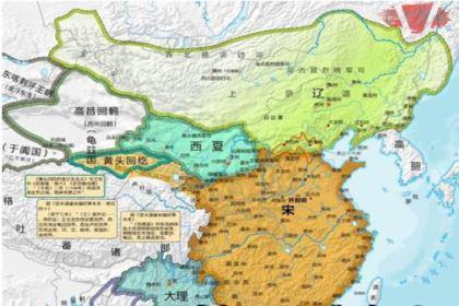 揭秘:宋朝时期各国名将排名,宋辽金蒙西夏谁的实力更强?