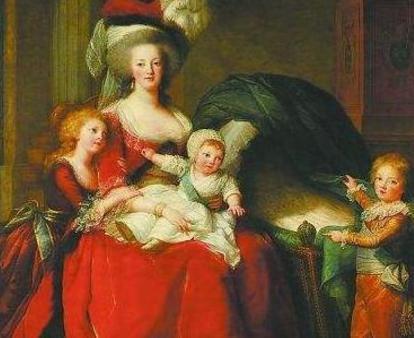 古时候的女子很都爱美 欧洲女子都做出了什么事情