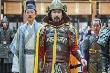 赵匡胤和武将的儿子开玩笑,武将为什么造反了?
